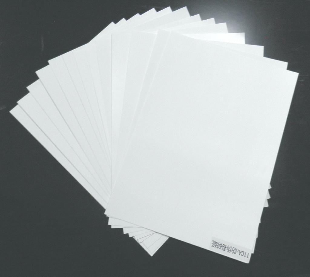 laser label paper